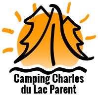 logo Camping Charles du Lac Parent
